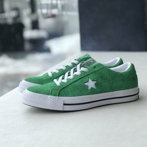 🆕Converse | One*Star Ox Low Top Suede Shoe